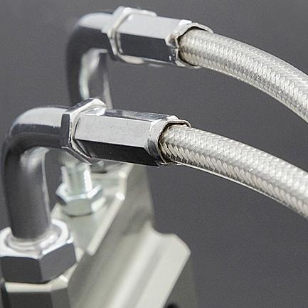 【PMC】不銹鋼網 油門線 (維修部件) - 「Webike-摩托百貨」