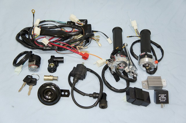 Main Harness & Electrical Part Kit