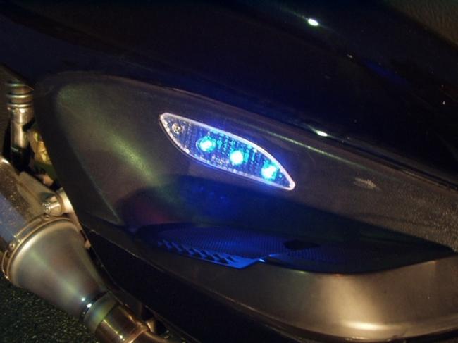 【unicar】LED 側燈 - 「Webike-摩托百貨」