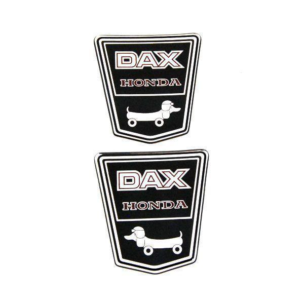 【Hirochi】DAX徽章貼紙 - 「Webike-摩托百貨」