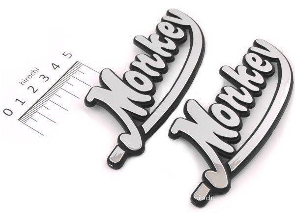 【Hirochi】MONKEY LOGO標籤 - 「Webike-摩托百貨」