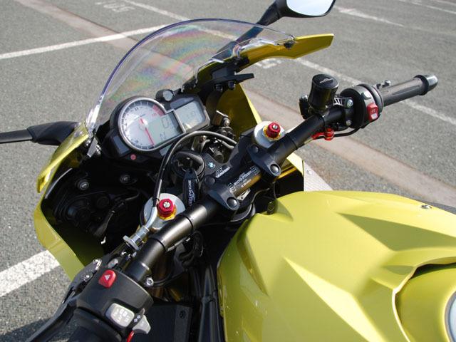 【AC Schnitzer】Superbike 上三角台/把手套件 - 「Webike-摩托百貨」