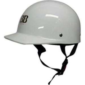 Moto Boite BB モトボワットビービーハーフキャップヘルメット ホワイト