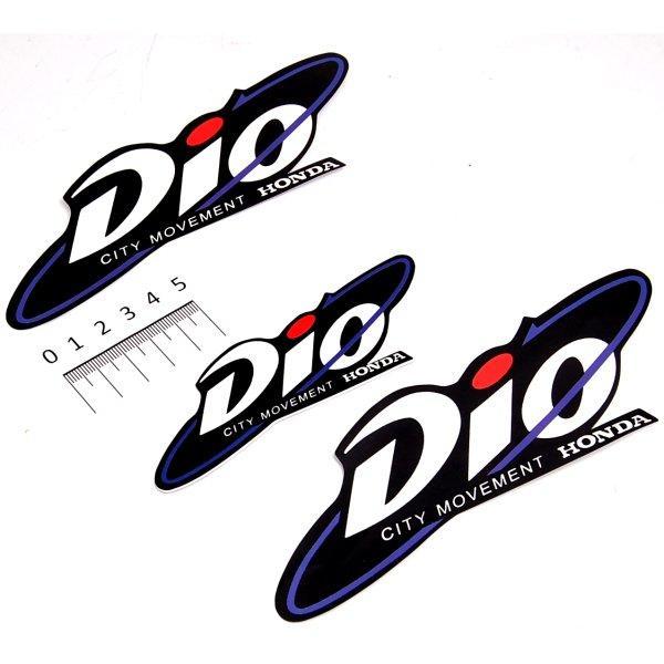 【Hirochi】DIO貼紙 - 「Webike-摩托百貨」