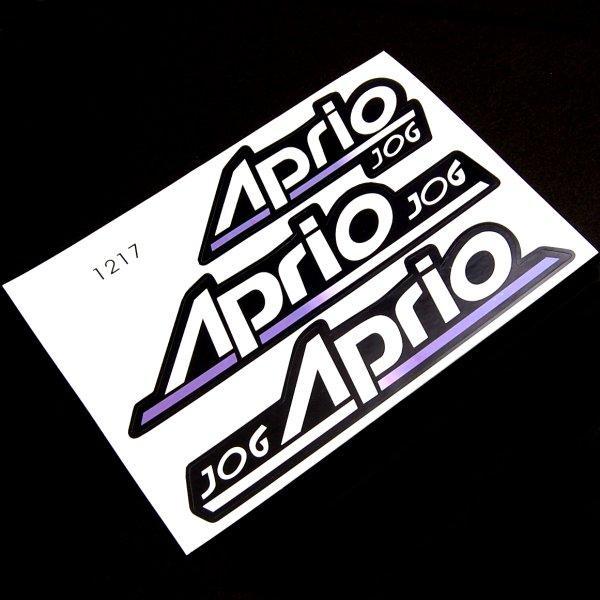 【Hirochi】JOG APRIO貼紙 - 「Webike-摩托百貨」