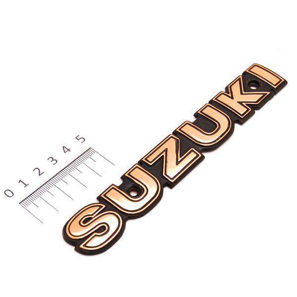 【Hirochi】Suzuki Logo貼紙 - 「Webike-摩托百貨」