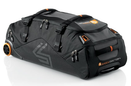 【SHOCK DOCTOR】滾輪式兩用行李包 - 「Webike-摩托百貨」