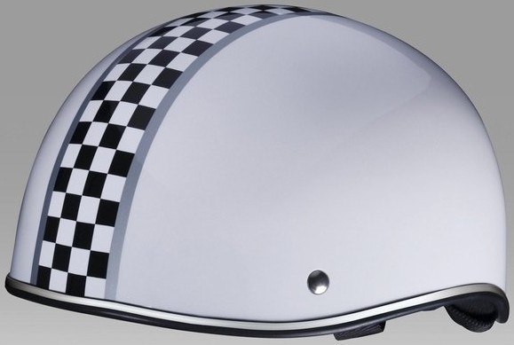 【unicar】By-Garoo 半罩安全帽安全帽Checker - 「Webike-摩托百貨」