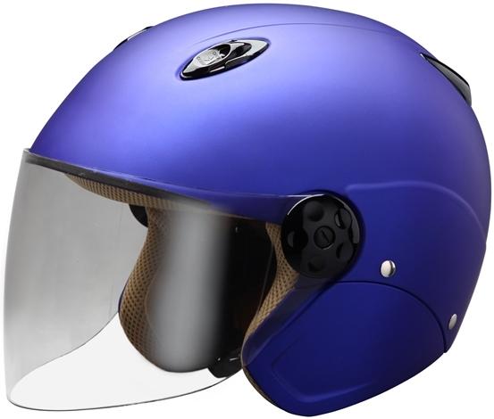 【unicar】MATTED Semi-Jet 四分之三安全帽安全帽 - 「Webike-摩托百貨」