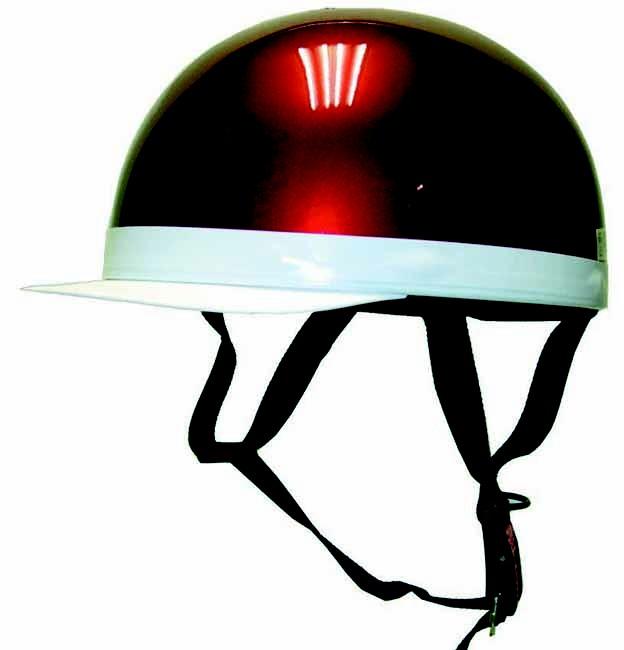 【unicar】Kawamura 警視廳白手套半罩安全帽 - 「Webike-摩托百貨」