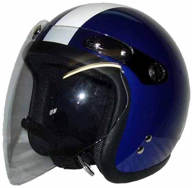 【unicar】Kawamura付鏡片Small Jet四分之三安全帽 - 「Webike-摩托百貨」