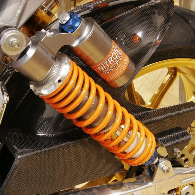【BULL DOCK】ZSP/B-Series避震器 - 「Webike-摩托百貨」
