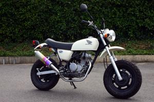 【MORIWAKI】ZERO TD 全段排氣管 【鈦陽極處理】 - 「Webike-摩托百貨」