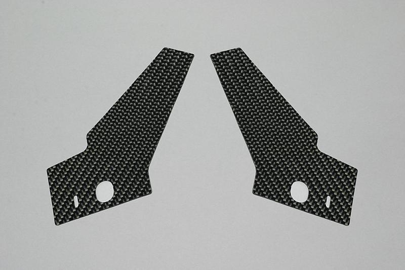 【ADIO】FLK 碳纖維飾板 - 「Webike-摩托百貨」