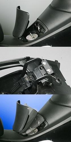 【ADIO】油箱外蓋彈啟裝置 - 「Webike-摩托百貨」