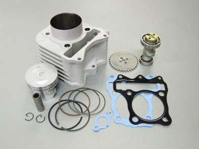 【ADVANCEPro】ADDRESS V125 161cc 加大缸徑套件(附高凸輪) - 「Webike-摩托百貨」