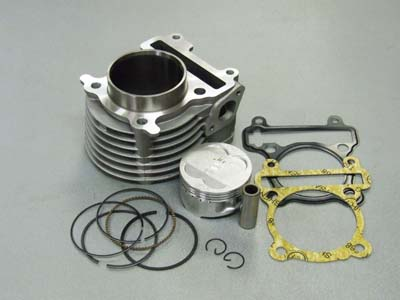 【ADVANCEPro】NEW CYGNUSX(新勁戰) CYGNUSX(新勁戰) 61mm 168cc 加大缸徑套件 - 「Webike-摩托百貨」