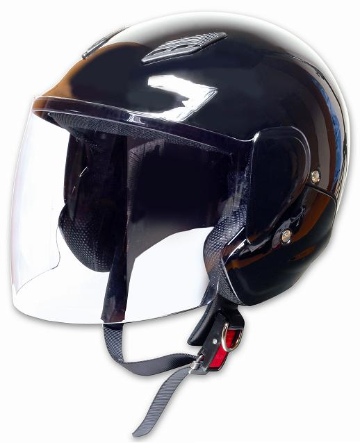 【PALSTAR】Comfort Helmet Family Jet 可掀式安全帽Black - 「Webike-摩托百貨」