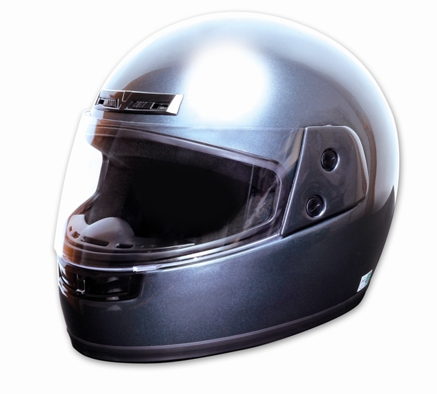 【PALSTAR】Comfort Helmet Full Face 全罩安全帽 Gun Metallic - 「Webike-摩托百貨」