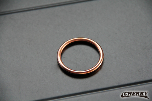 Universal Exhaust System Gasket 39mm