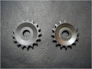 【Beltlan】SR原廠偏移型齒盤17T (7mm) - 「Webike-摩托百貨」