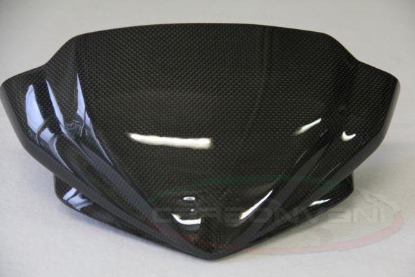【CARBONVANI】碳纖維儀錶護蓋 - 「Webike-摩托百貨」