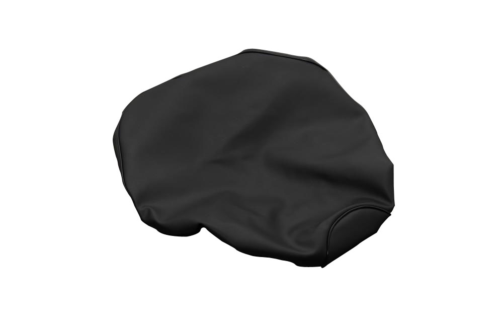 【GRONDEMENT】日本製坐墊皮【黑色】覆蓋型 - 「Webike-摩托百貨」