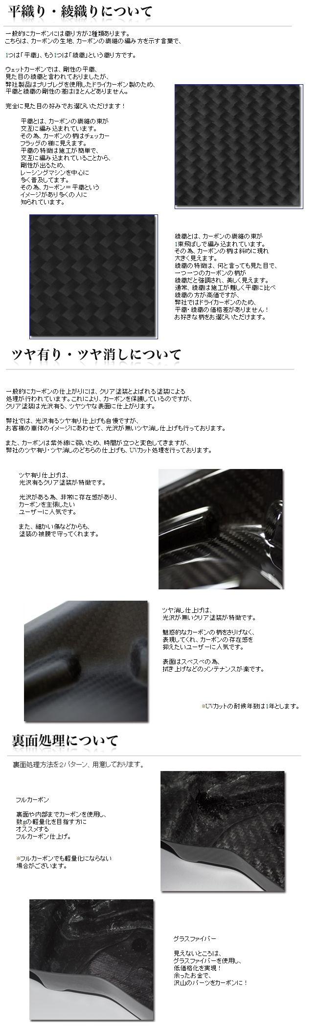 【Carbony】乾式碳纖維 前土除 - 「Webike-摩托百貨」