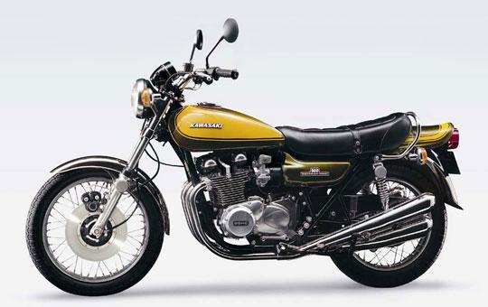 【青島文化教材社】[Naked模型車] KAWASAKI 900SUPER4 Z1 73年式 - 「Webike-摩托百貨」