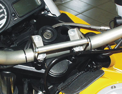 【TOURATECH】GPS 支架轉接座 (把手安裝型) - 「Webike-摩托百貨」