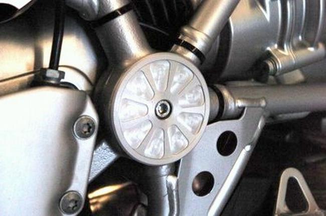 【TOURATECH】後搖臂軸芯外蓋 - 「Webike-摩托百貨」