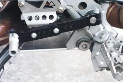 【TOURATECH】可折式調整型打檔踏板 - 「Webike-摩托百貨」