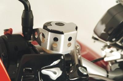 【TOURATECH】前煞車油壺蓋護罩 - 「Webike-摩托百貨」