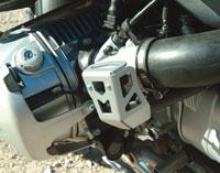 【TOURATECH】節氣門位置感知器護蓋 - 「Webike-摩托百貨」