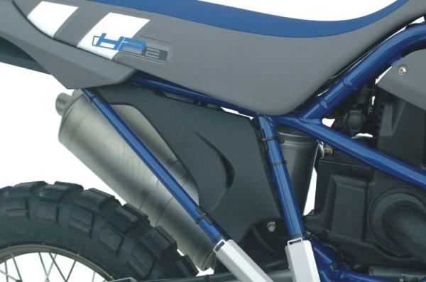 【TOURATECH】運動輕便型・側面板 - 「Webike-摩托百貨」