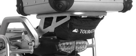 【TOURATECH】ZEGA-PRO 後箱支架用內裏包 - 「Webike-摩托百貨」