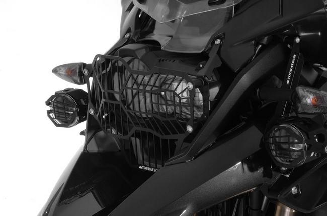 【TOURATECH】快拆型頭燈護罩 - 「Webike-摩托百貨」
