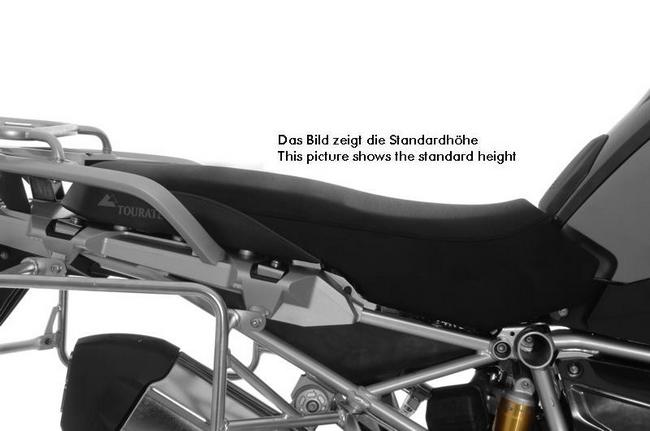 【TOURATECH】Breath 一體型坐墊【增高型】 - 「Webike-摩托百貨」