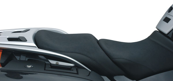 【TOURATECH】High End Comfort 坐墊附加熱器 Driver 坐墊(標準型) - 「Webike-摩托百貨」