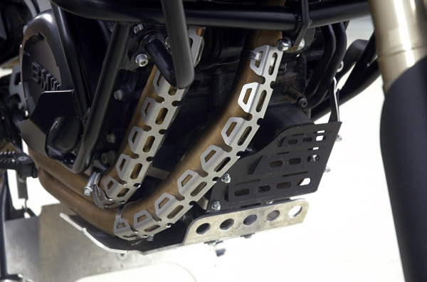 【TOURATECH】通用型 排氣管防燙蓋 - 「Webike-摩托百貨」