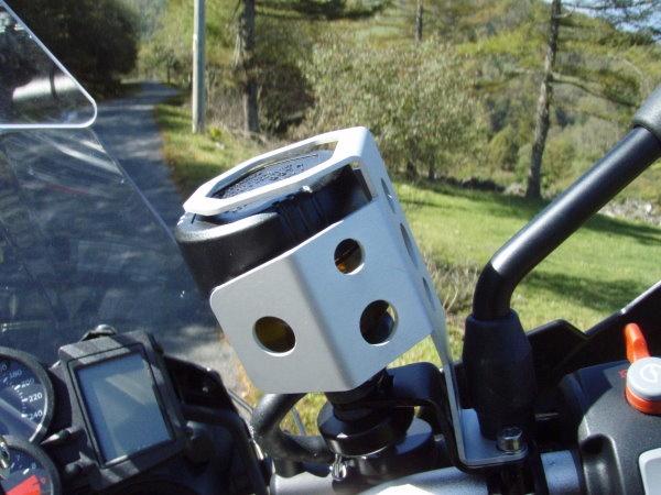 【TOURATECH】前煞車主缸護板 - 「Webike-摩托百貨」