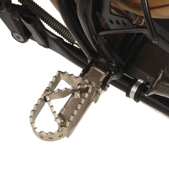【TOURATECH】後座腳踏 - 「Webike-摩托百貨」