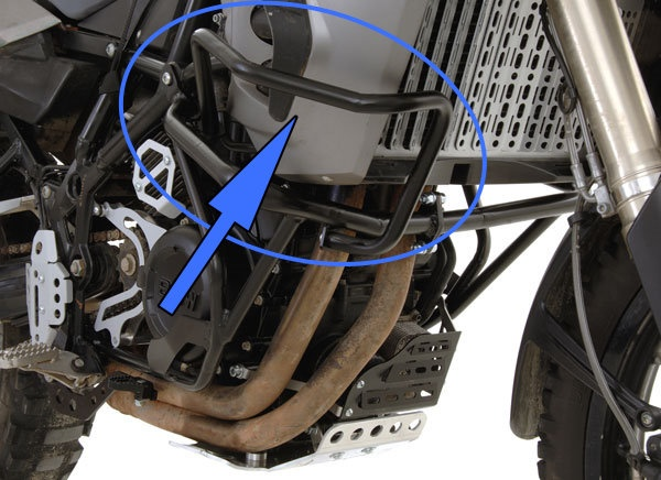 【TOURATECH】引擎保桿 (上) - 「Webike-摩托百貨」
