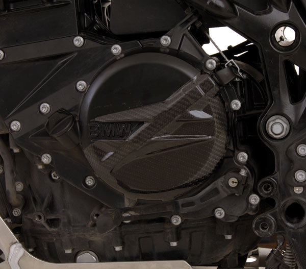 【TOURATECH】碳纖維 離合器護蓋 - 「Webike-摩托百貨」
