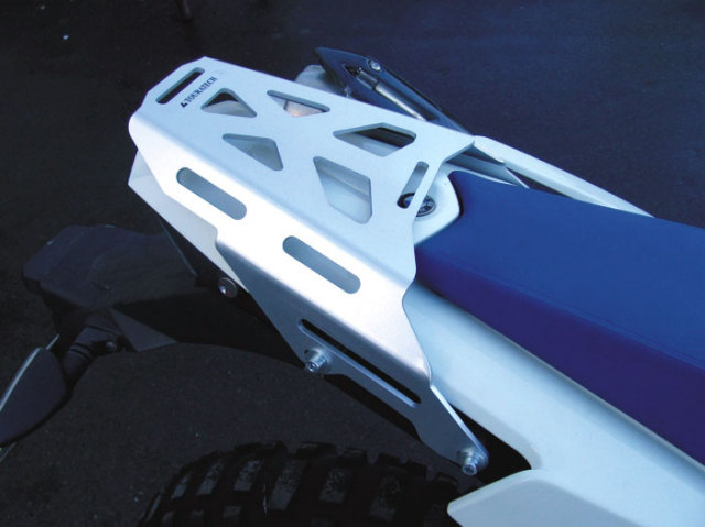 【TOURATECH】小型行李架 - 「Webike-摩托百貨」