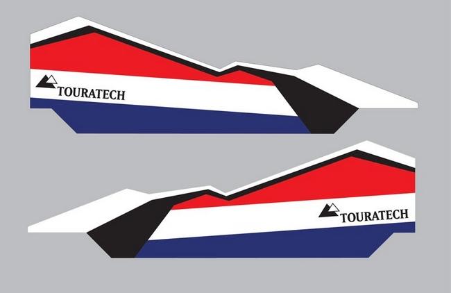 【TOURATECH】ZEGA PRO用世界國旗貼紙 - 「Webike-摩托百貨」