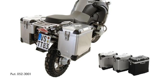 【TOURATECH】ZEGA-PRO鋁合金馬鞍箱・特殊套件 - 「Webike-摩托百貨」