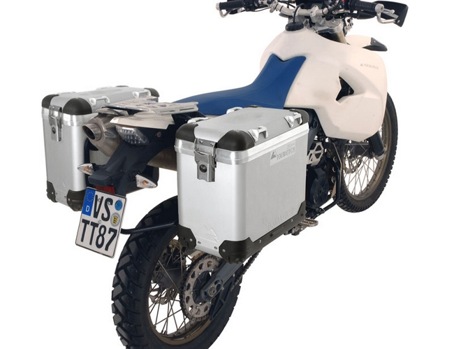 【TOURATECH】ZEGA-PRO「and-S」Pannier System 馬鞍箱 - 「Webike-摩托百貨」