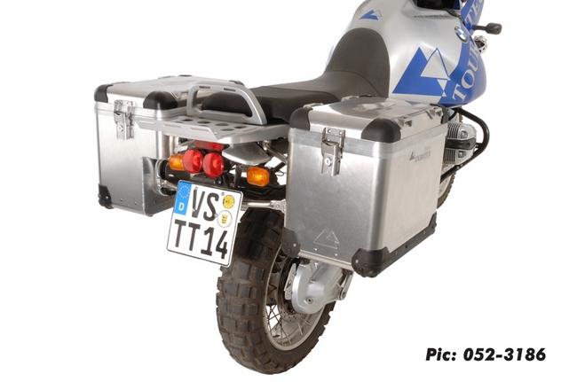 【TOURATECH】ZEGA-PRO鋁合金馬鞍箱・特殊System - 「Webike-摩托百貨」