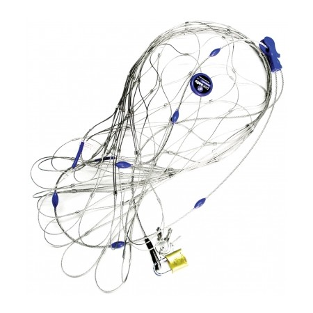 【TOURATECH】PacSafe 55 行李用鋼網 - 「Webike-摩托百貨」